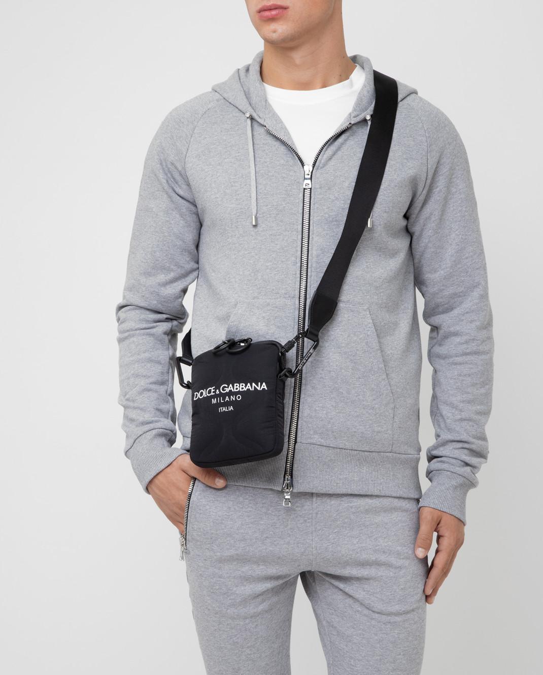 Dolce&Gabbana Черная сумка изображение 2