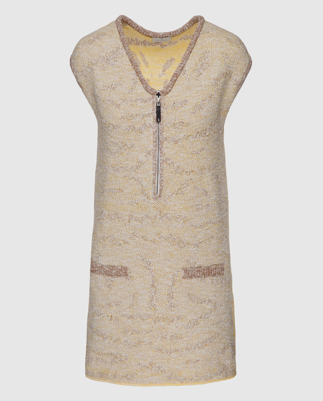 Maison Ullens Двустороннее платье DRE070