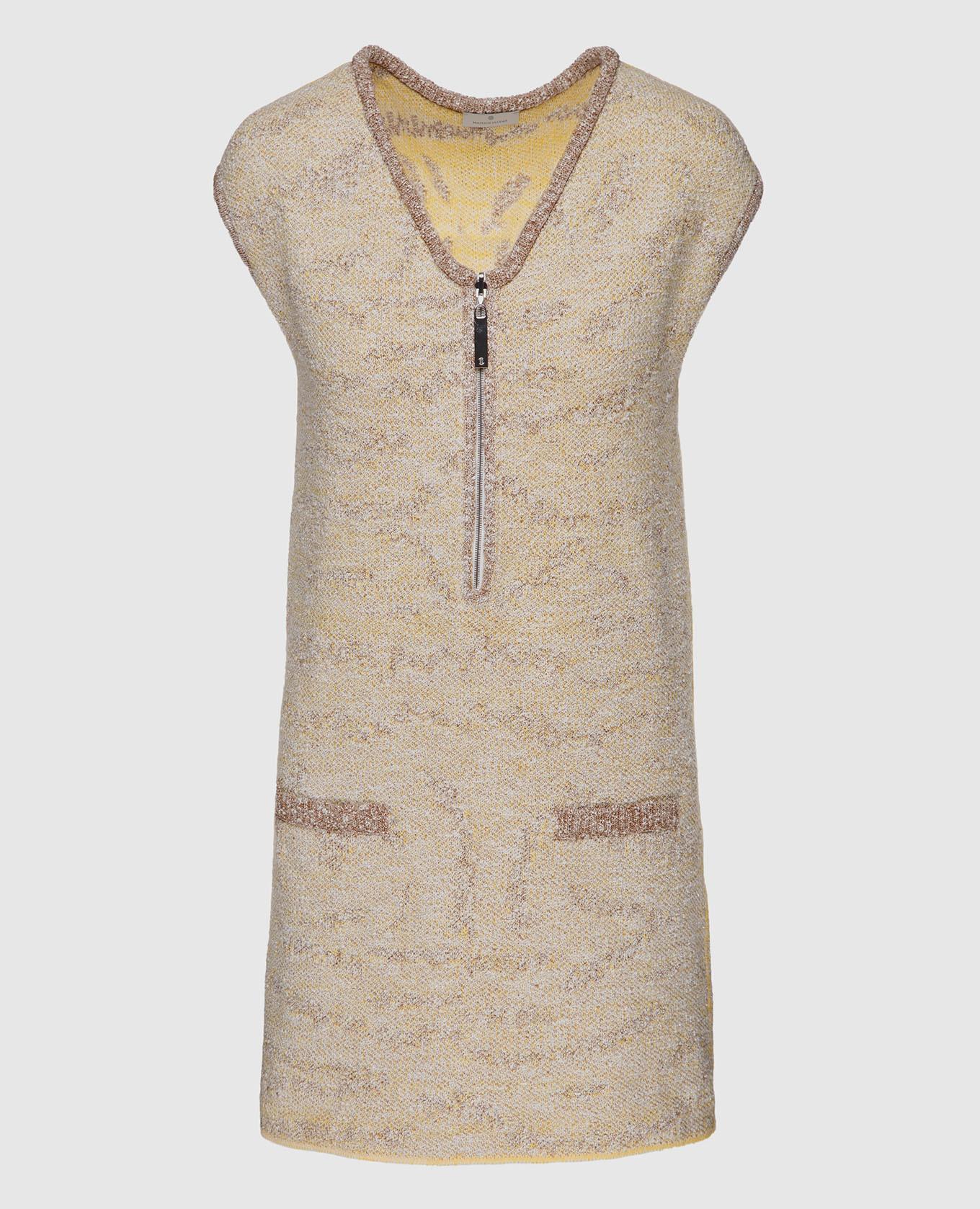 Двустороннее платье