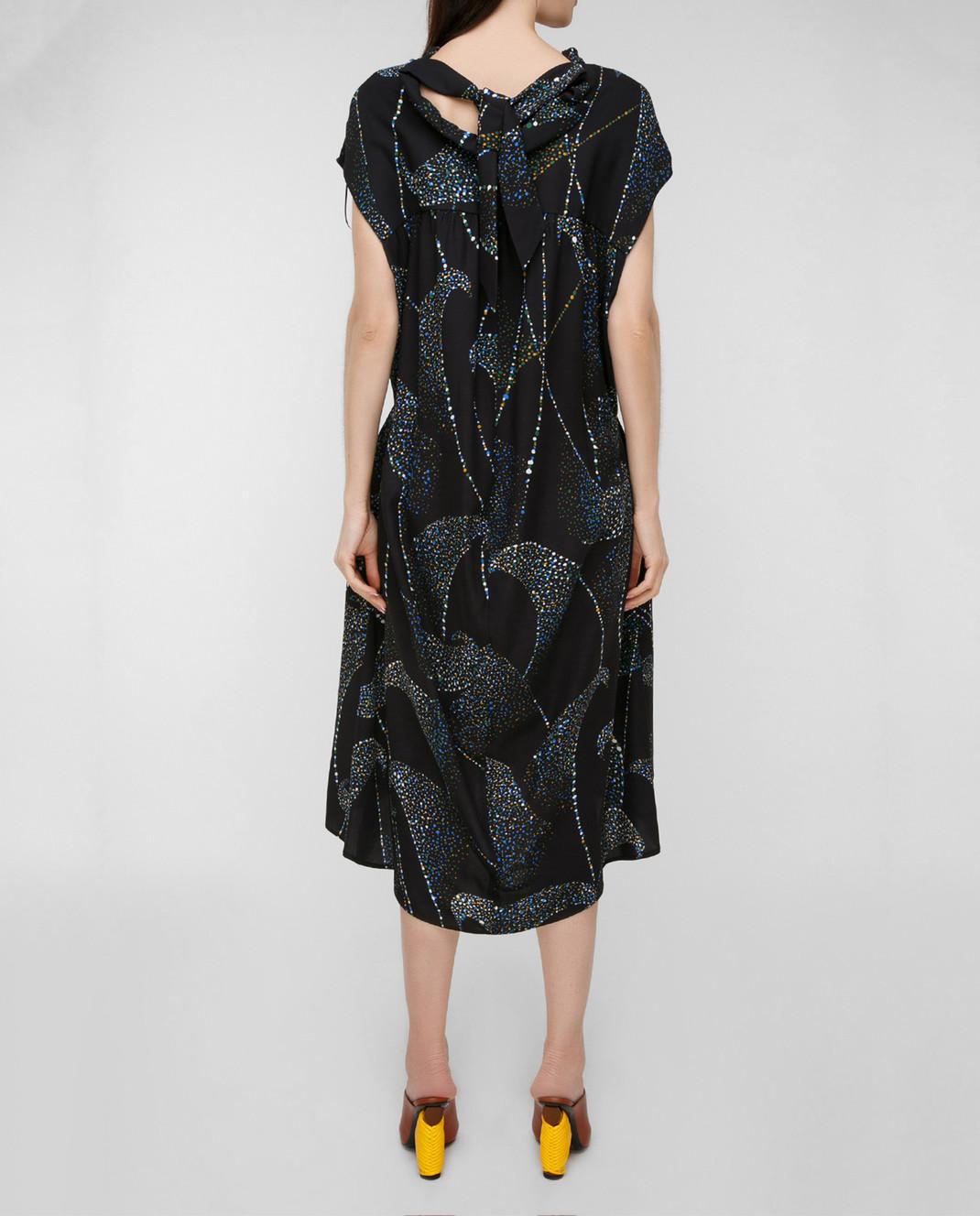 Balenciaga Черное платье 456946 изображение 4