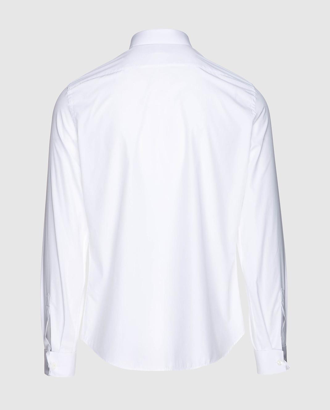 Prada Белая рубашка UCN158 изображение 2
