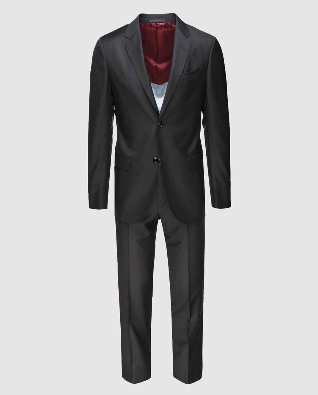 Gucci Черный костюм 406135