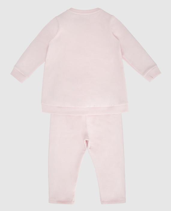 Детский розовый костюм hover