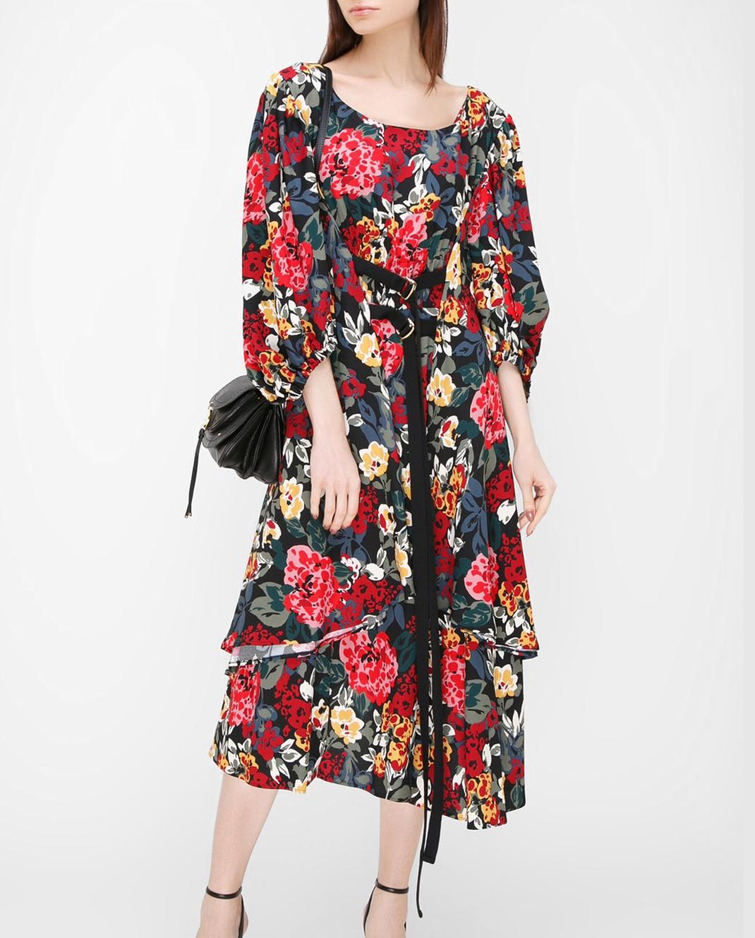 Sonia Rykiel Платье 17432403 изображение 2