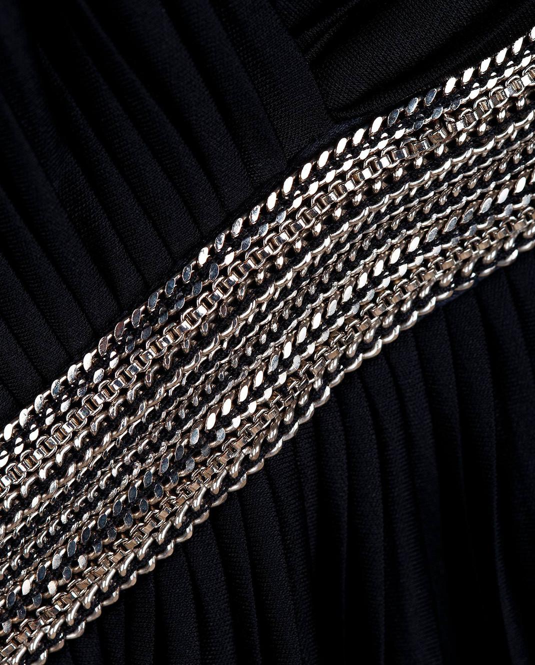 Roberto Cavalli Черное платье изображение 5