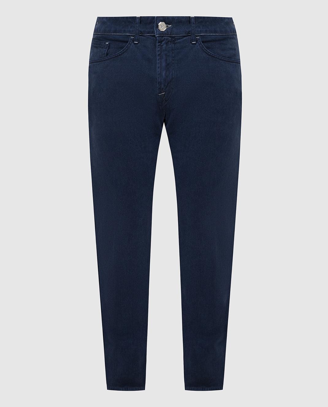 Stefano Ricci Синие джинсы изображение 1