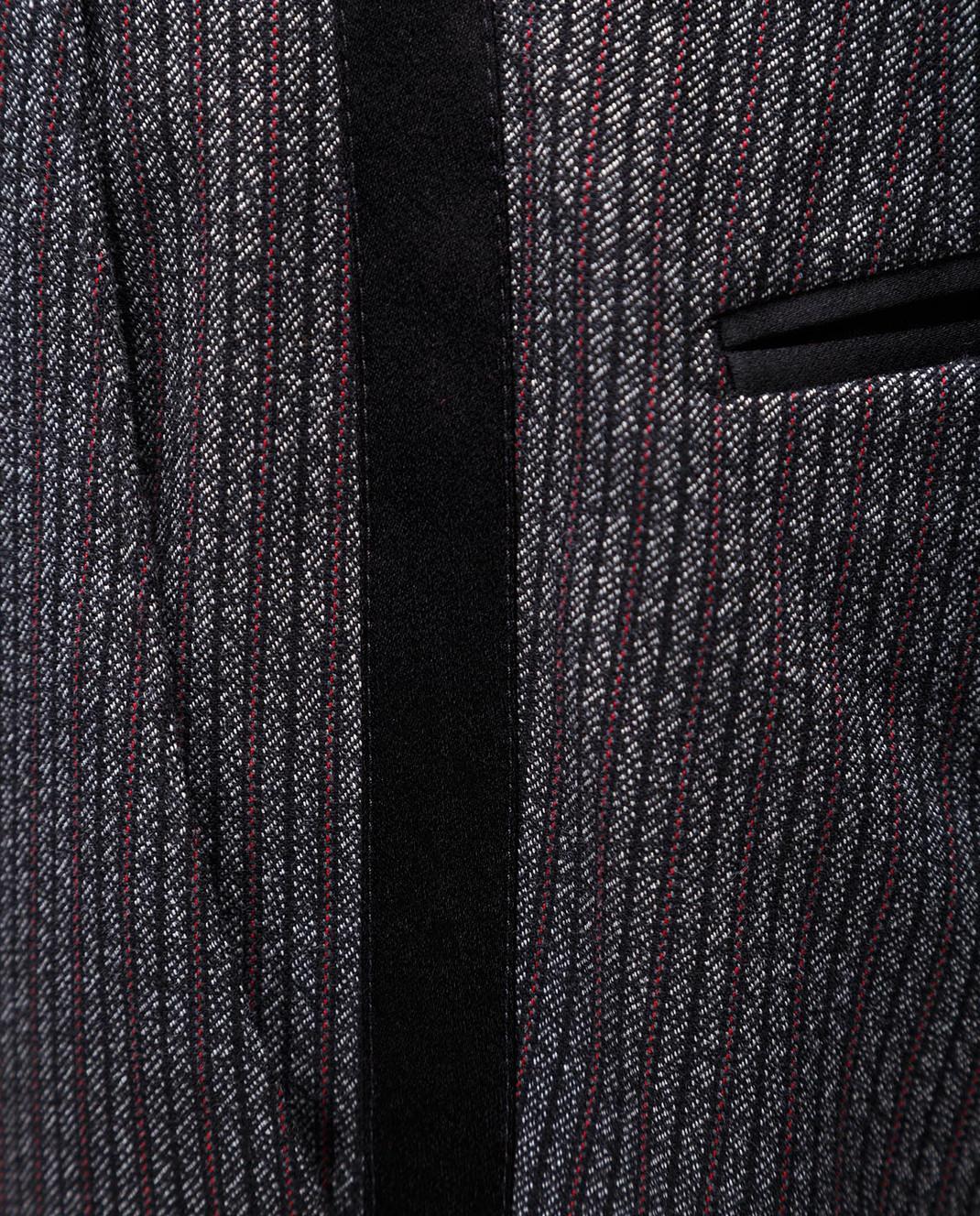 Dolce&Gabbana Бордовые брюки GYA5MTFRCB0 изображение 5