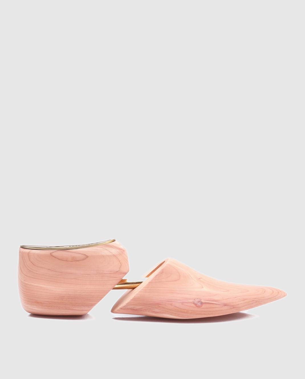 Santoni Бежевая колодка для обуви  из кедра UFAAA1069
