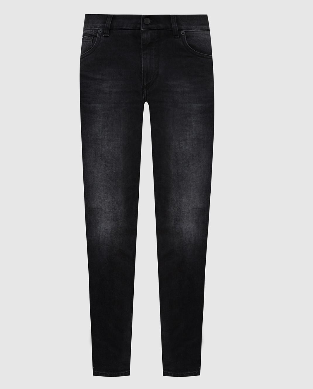 Dolce&Gabbana Черные джинсы изображение 1