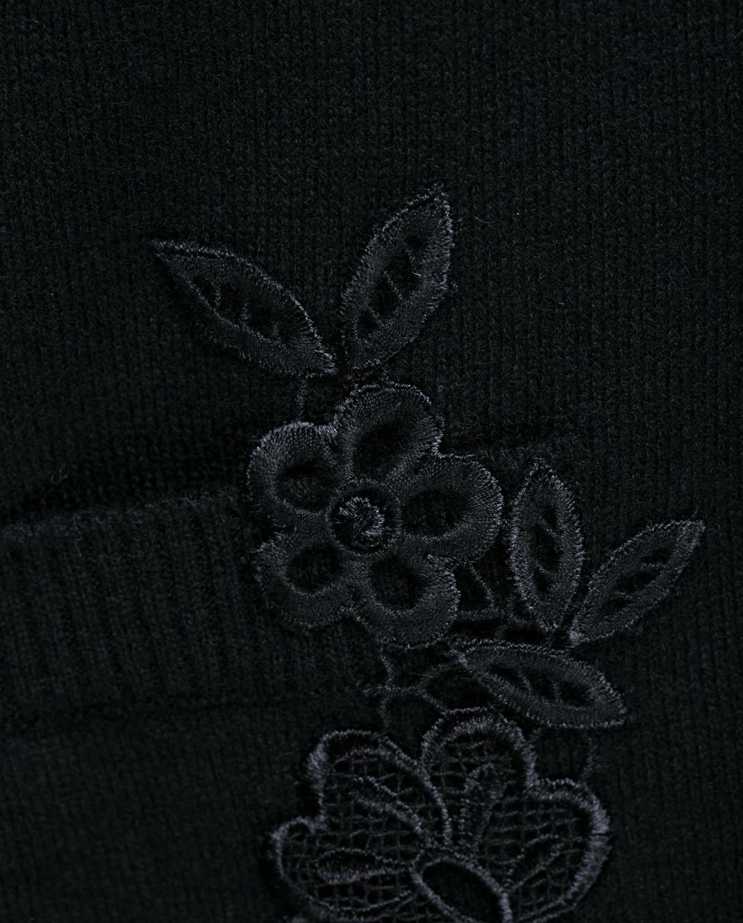 Ermanno Черный кардиган  MG61 изображение 5