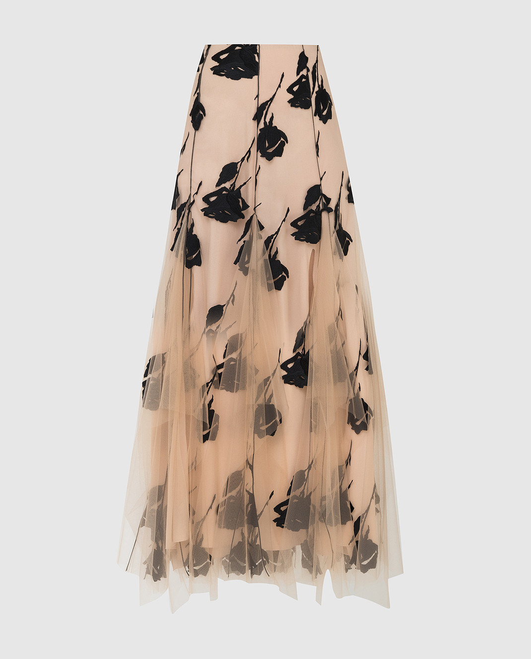 Blumarine Бежевая юбка 69479
