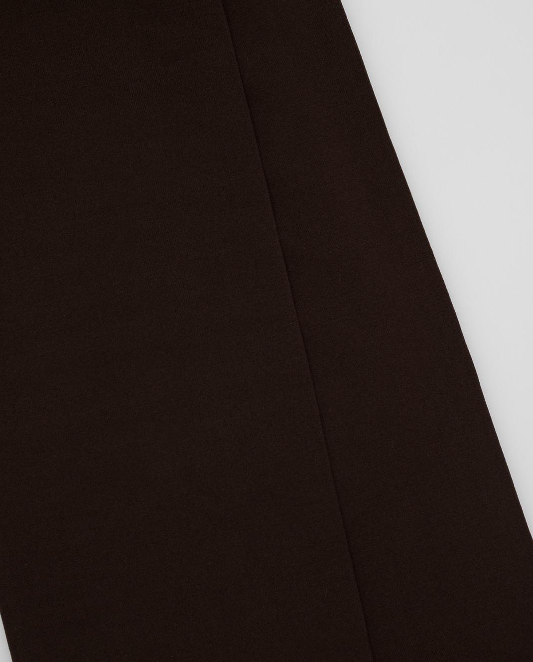 Max Mara Темно-коричневые колготы 50 ден изображение 3