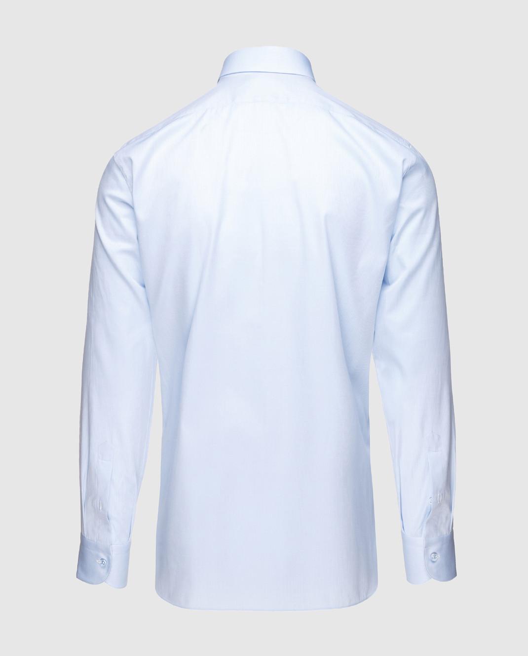Marol Голубая рубашка 9723 изображение 2