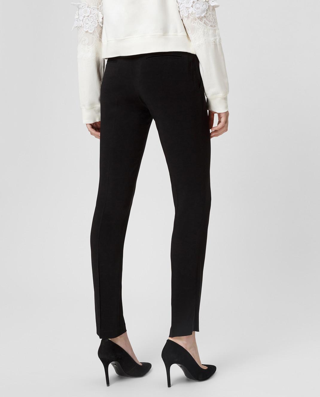 Twin Set Черные брюки 191TP2327 изображение 4