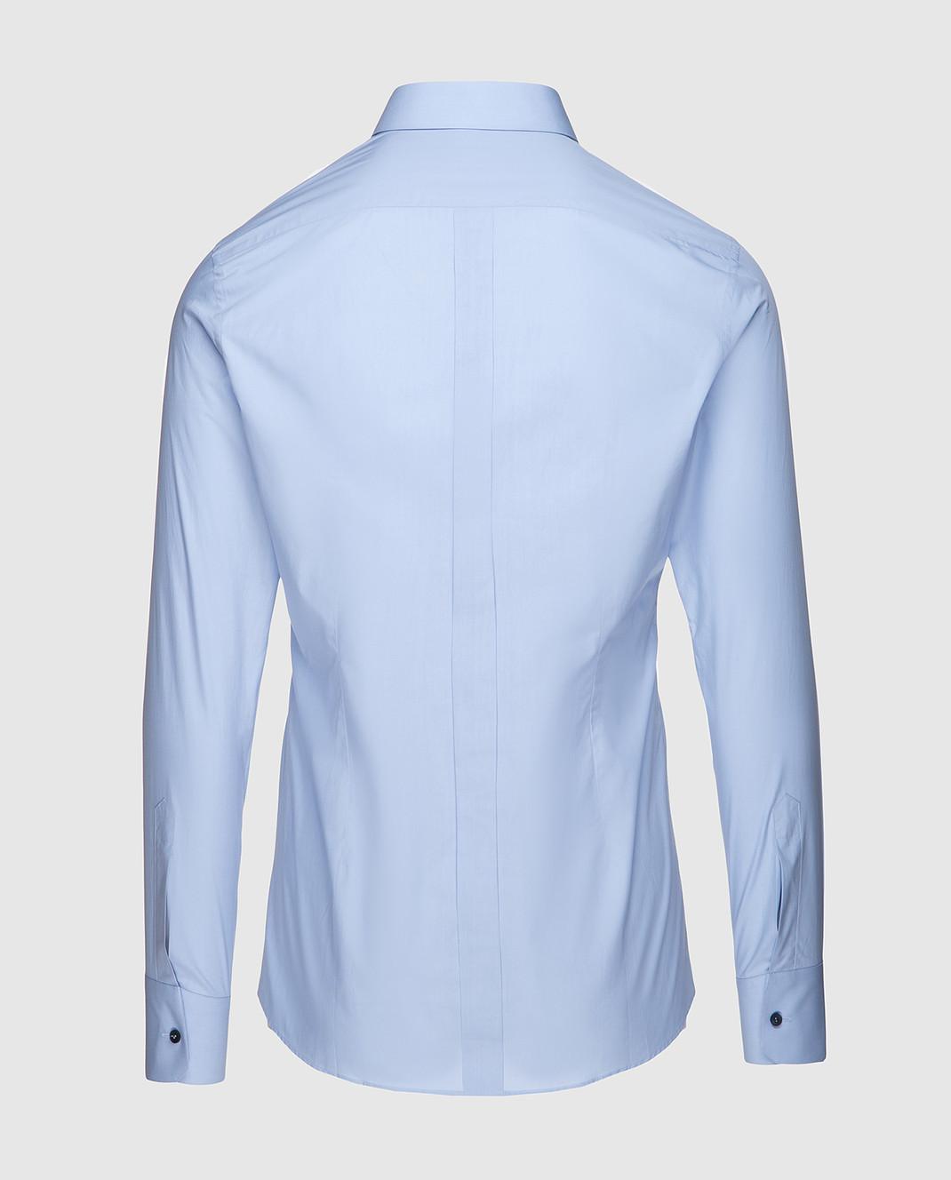 Dolce&Gabbana Голубая рубашка G5EJ0TFU5GK изображение 2