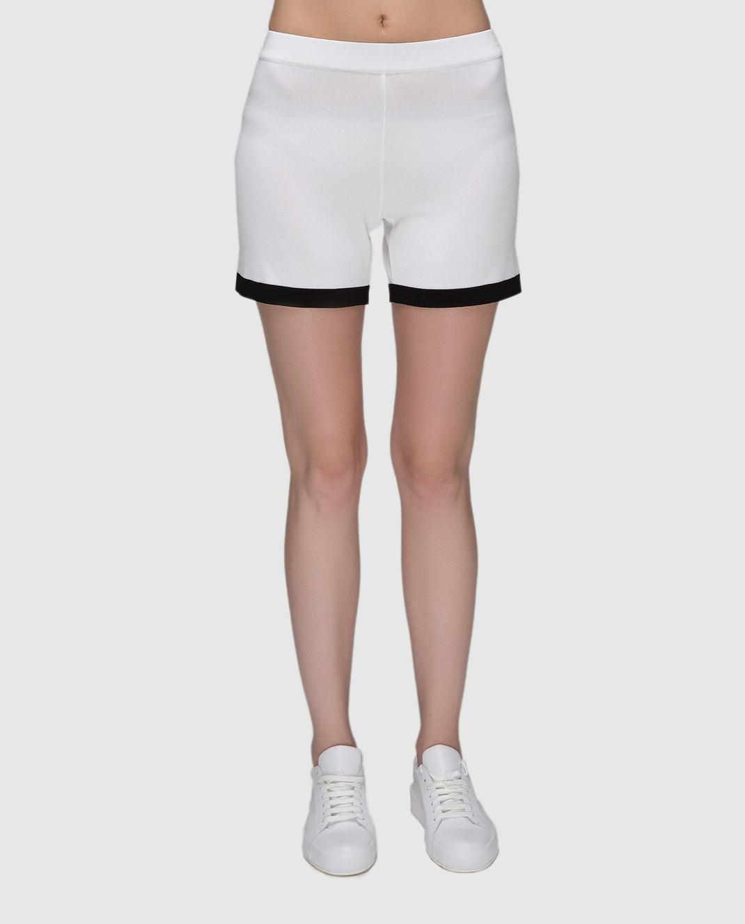 Tsarevna Белые шорты TS0102 изображение 3