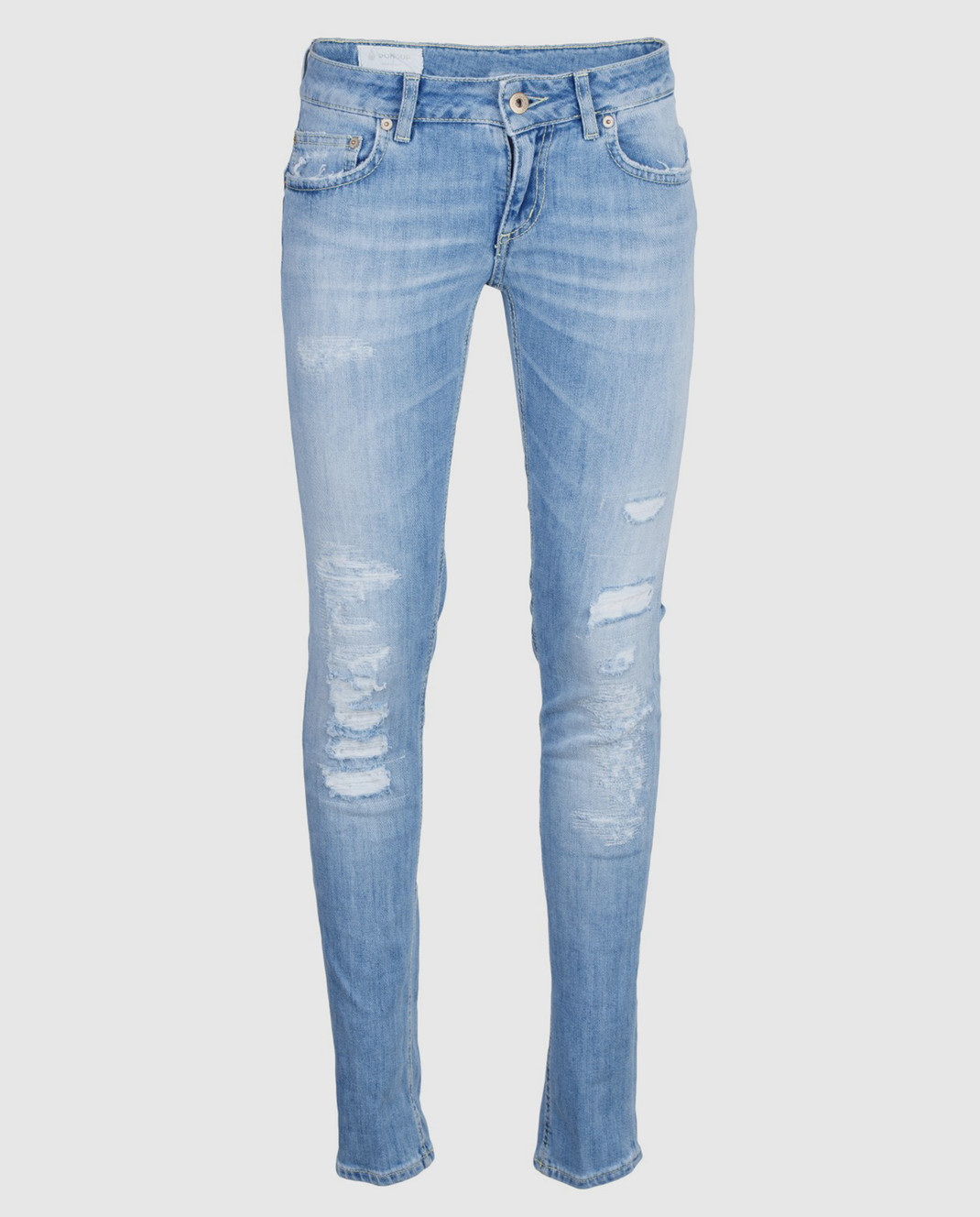 Dondup Голубые джинсы P622DS107DO51