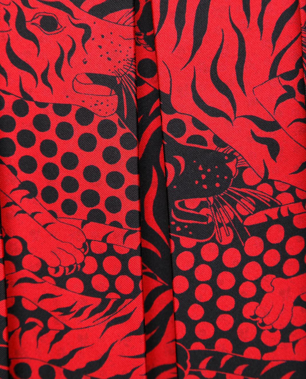 Gucci Юбка из шелка изображение 5