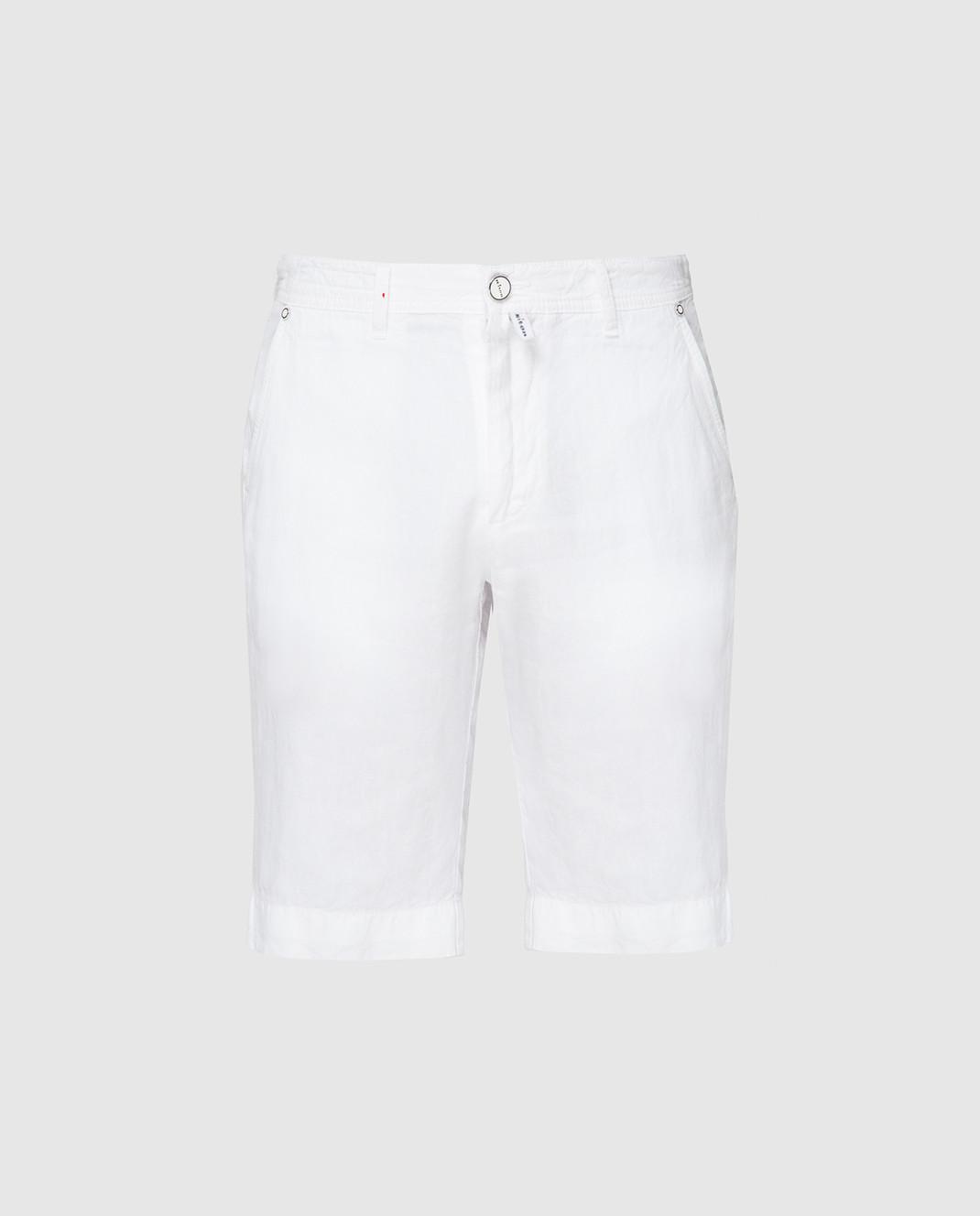 Kiton Белые шорты UPNJSBJ07R66