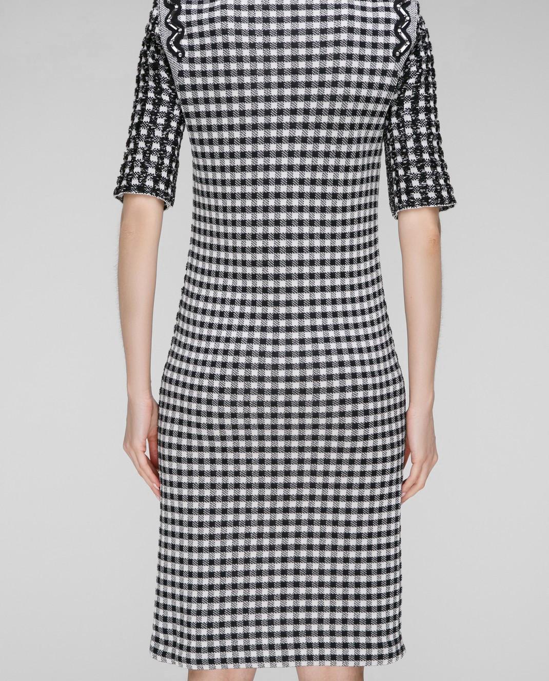 Sonia Rykiel Черное платье 17865419 изображение 4