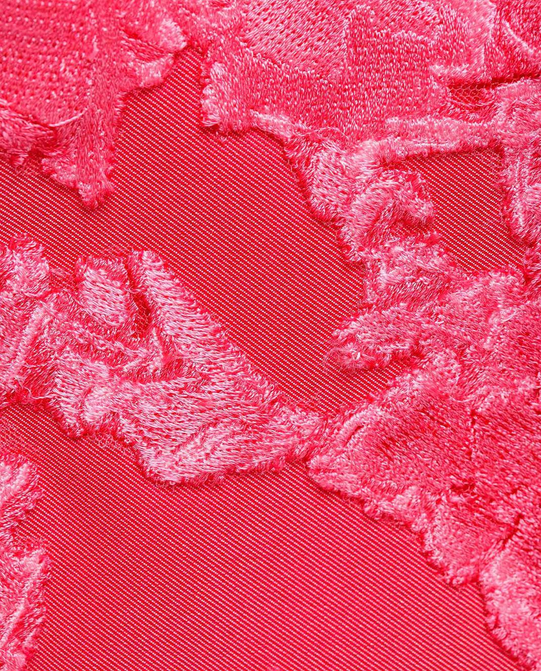 Zuhair Murad Розовое платье RDRS16047DS00 изображение 5