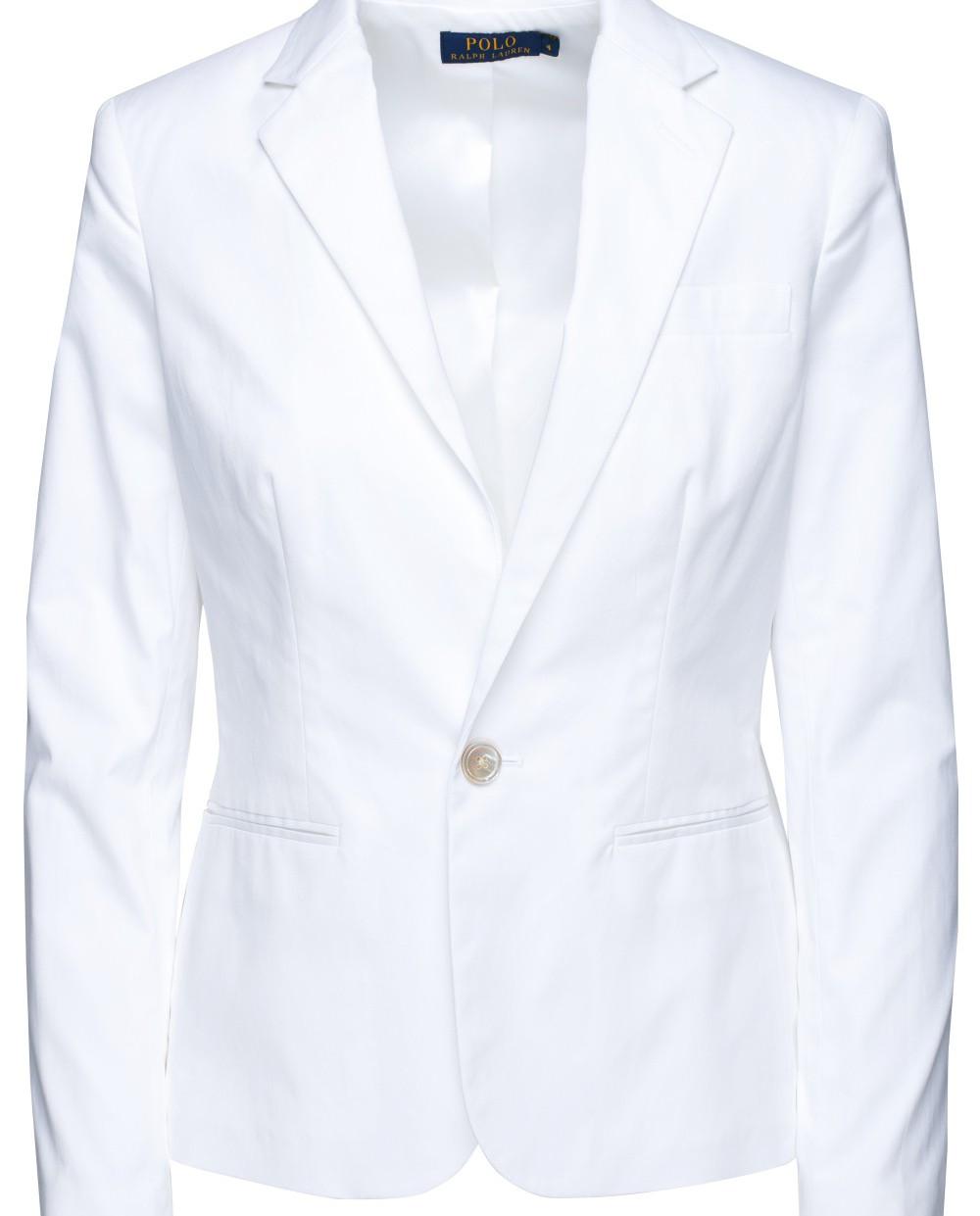 Ralph Lauren Белый жакет 211651643