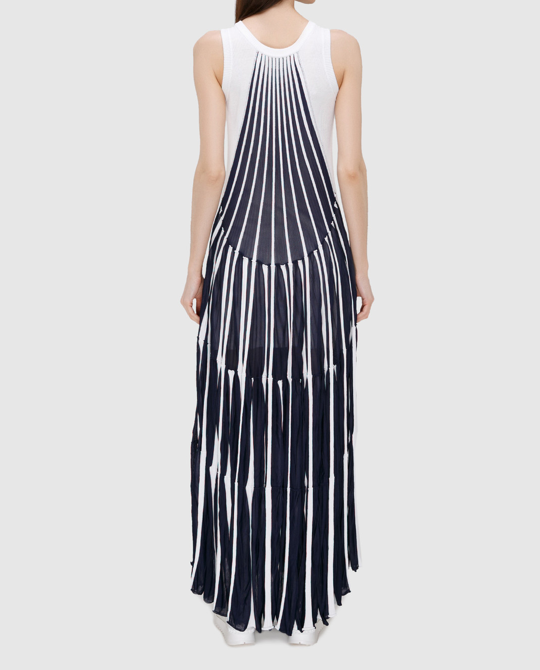 Chloe Синее платье изображение 4