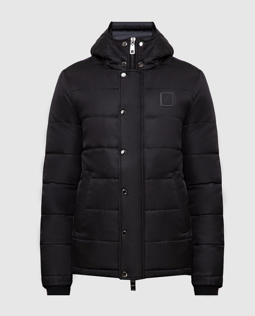 Dolce&Gabbana Черная куртка изображение 1