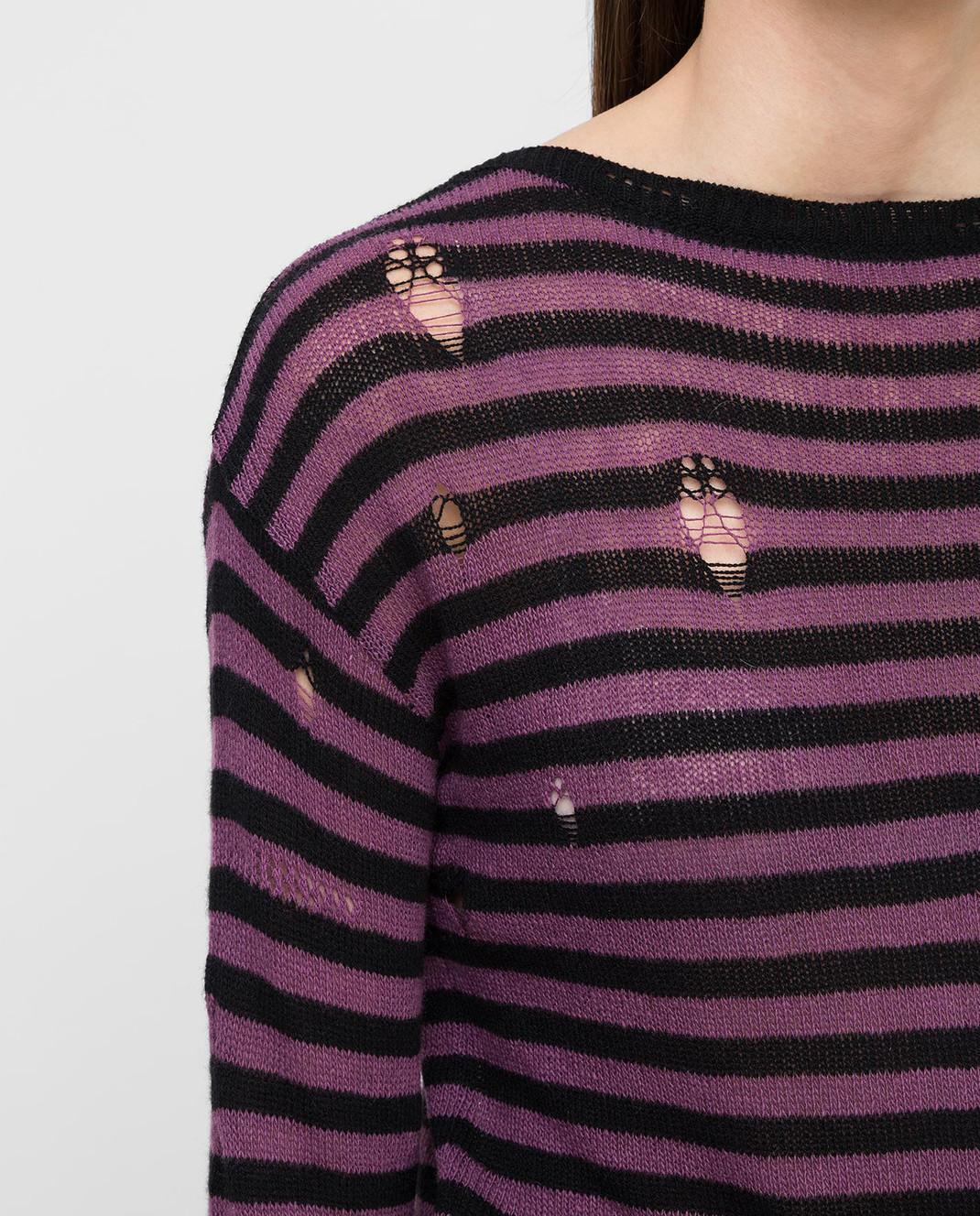 Marc Jacobs Джемпер из шерсти и кашемира изображение 5