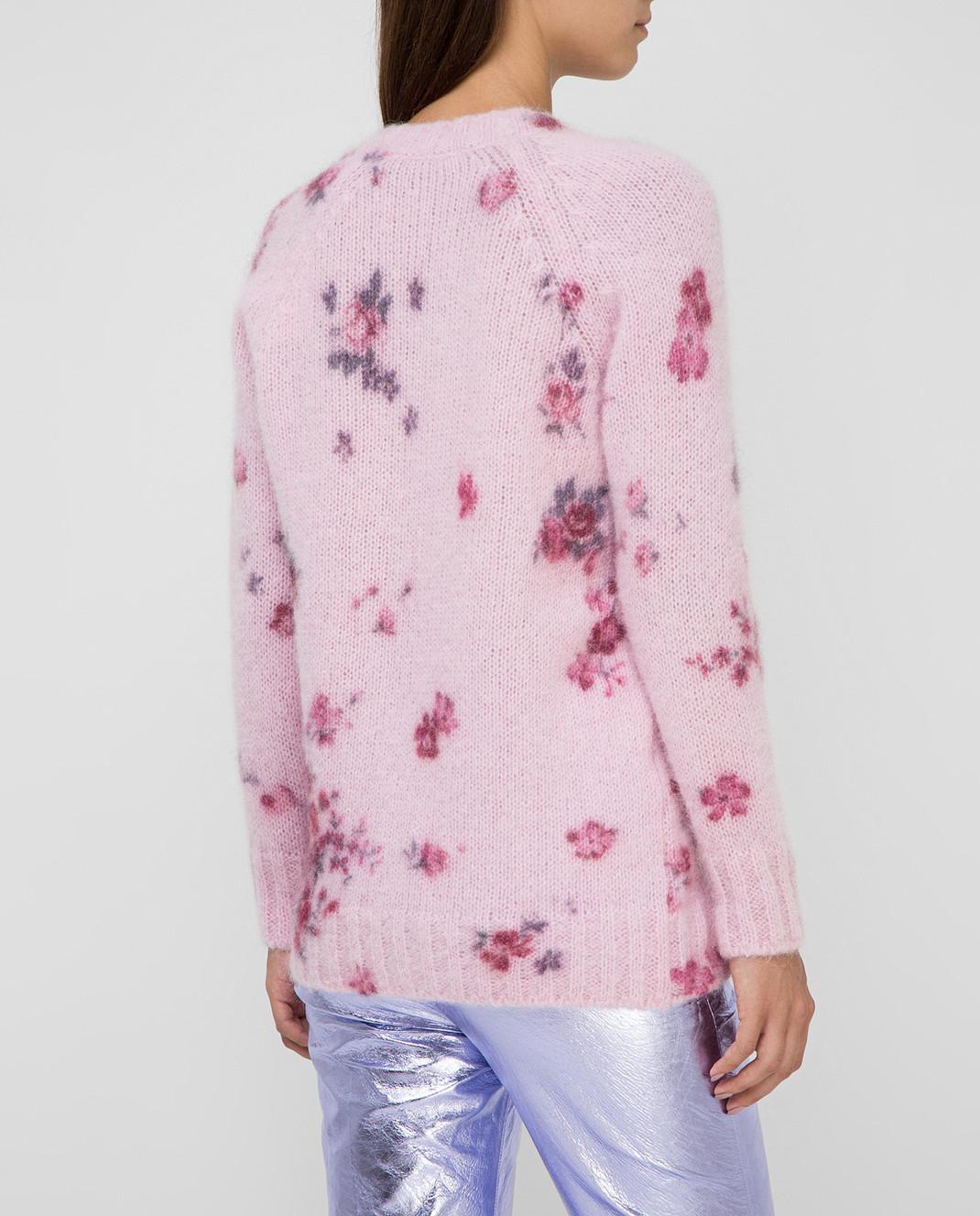 Philosophy di Lorenzo Serafini Розовый пуловер изображение 4