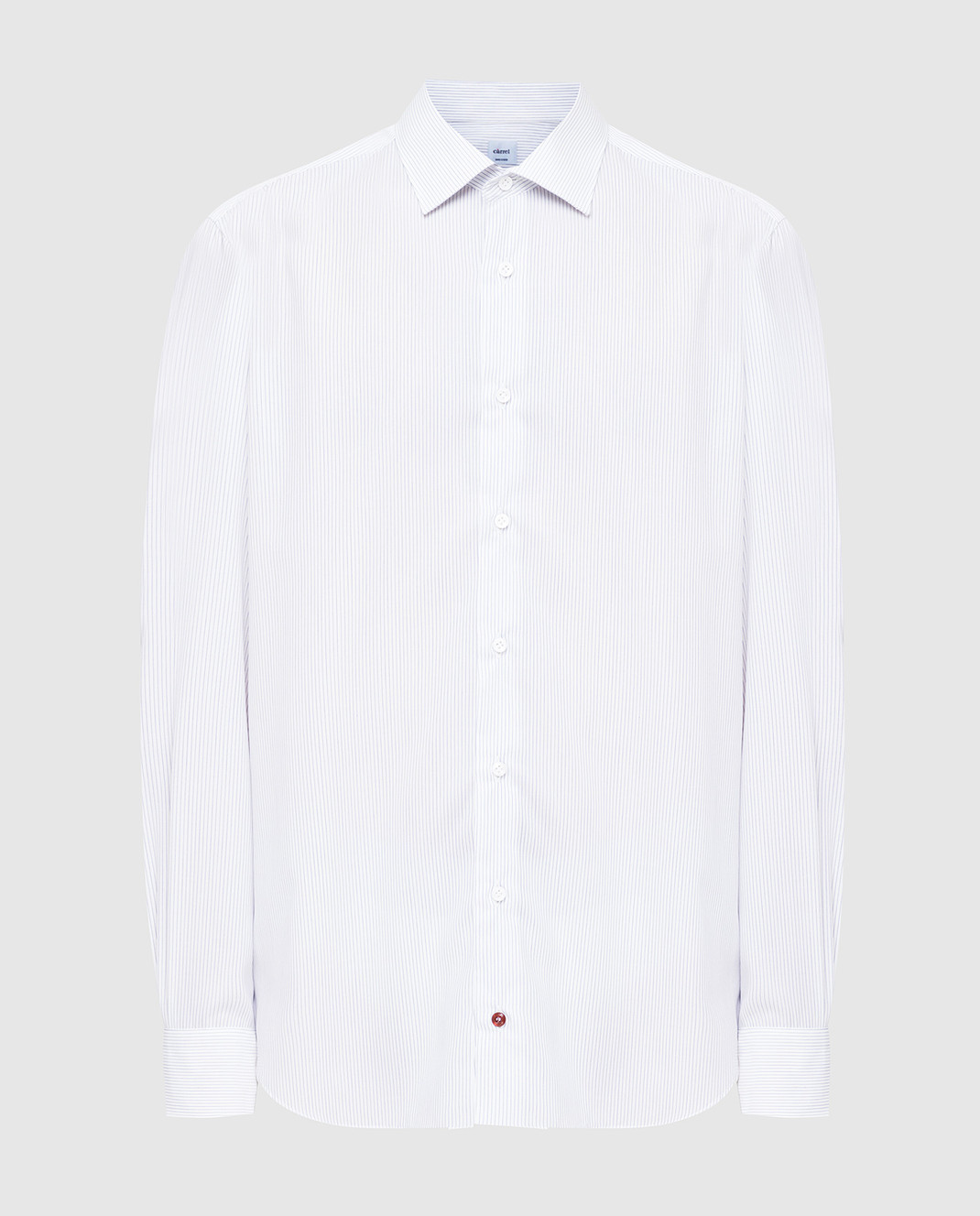 Carrel Белая рубашка на пуговицах C4510418G