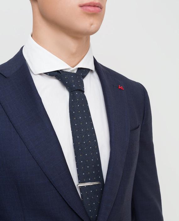 Зажим для галстука из серебра 925 пробы hover