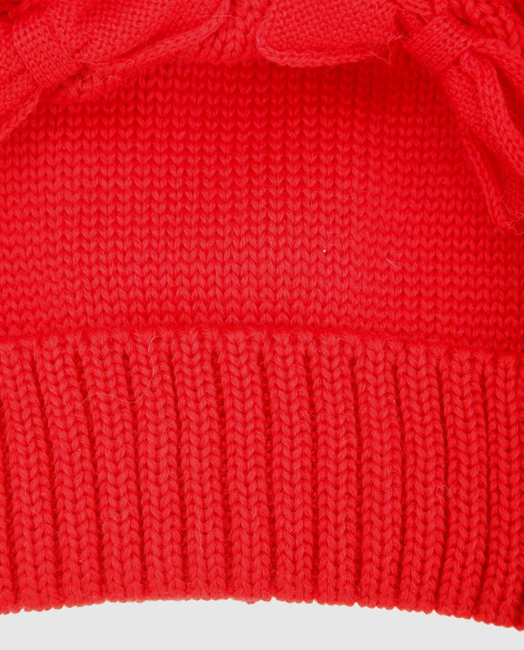 Catya Детская красная шапка 721549 изображение 3