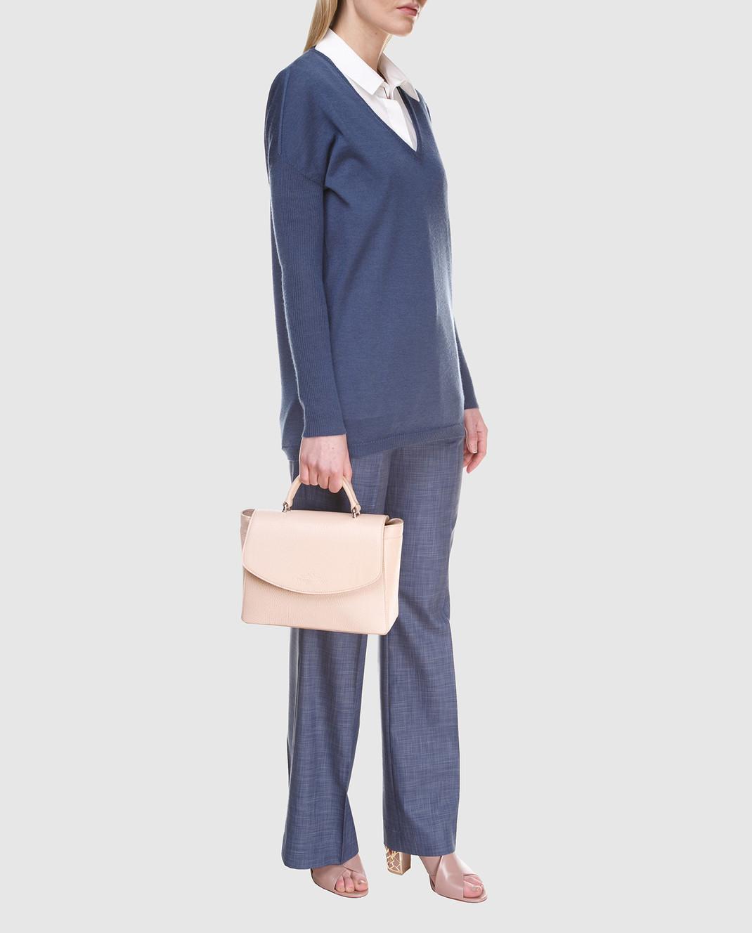 COLOMBO Синие брюки изображение 2