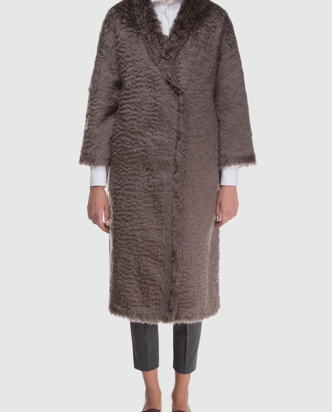 Brunello Cucinelli Двустороннее пальто MB5119241 изображение 6