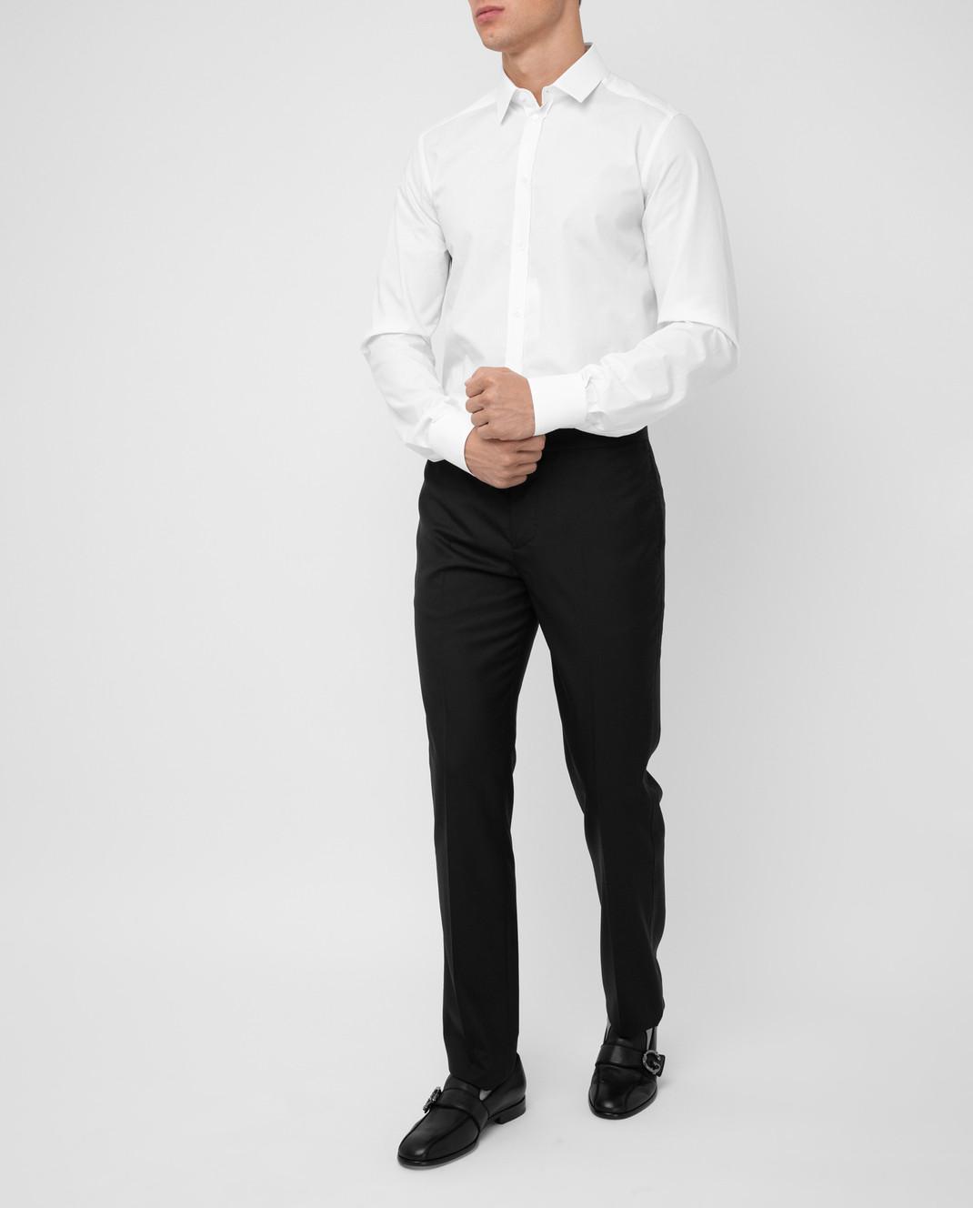 Dolce&Gabbana Белая рубашка изображение 2