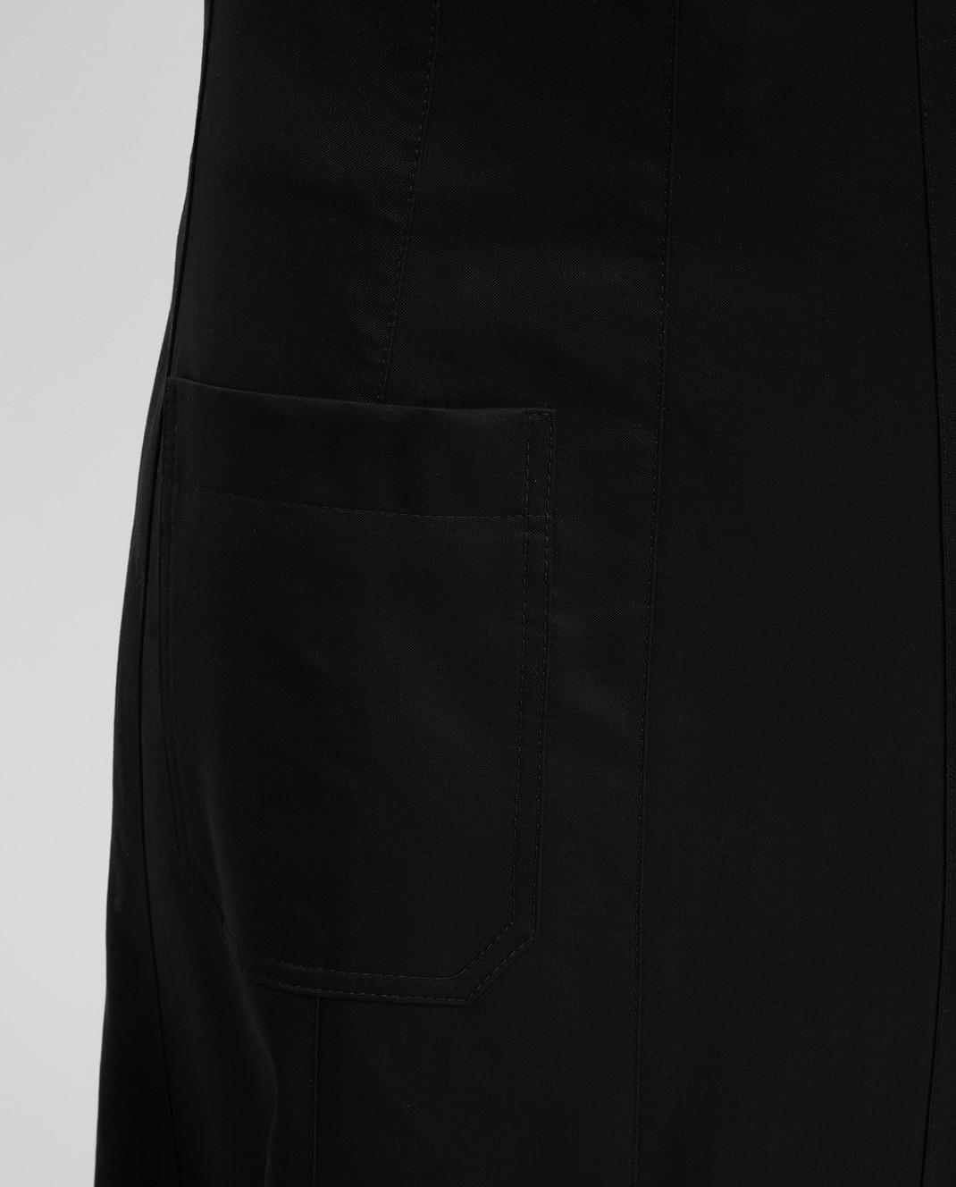 Balenciaga Черная юбка 426418 изображение 5
