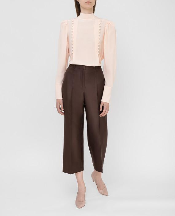 Блуза из шелка hover