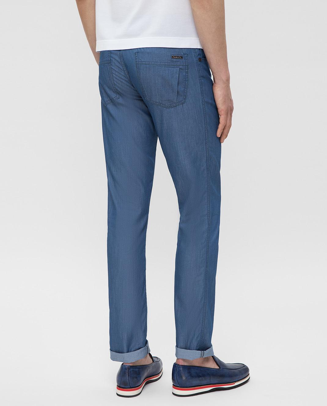 Castello d'Oro Синие джинсы изображение 4
