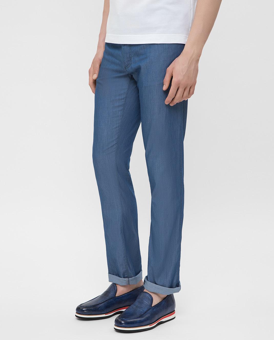Castello d'Oro Синие джинсы изображение 3