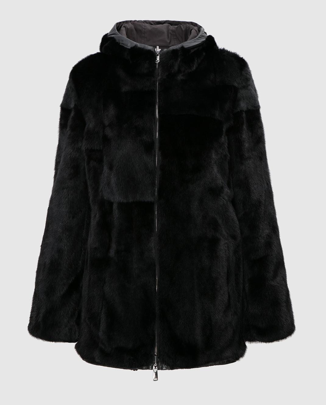 Real Furs House Двусторонняя шуба 941RFH