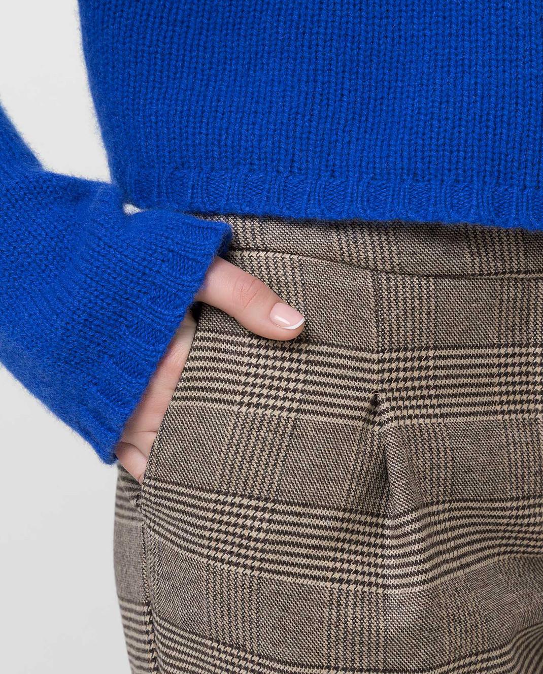 Ermanno Бежевые брюки изображение 5