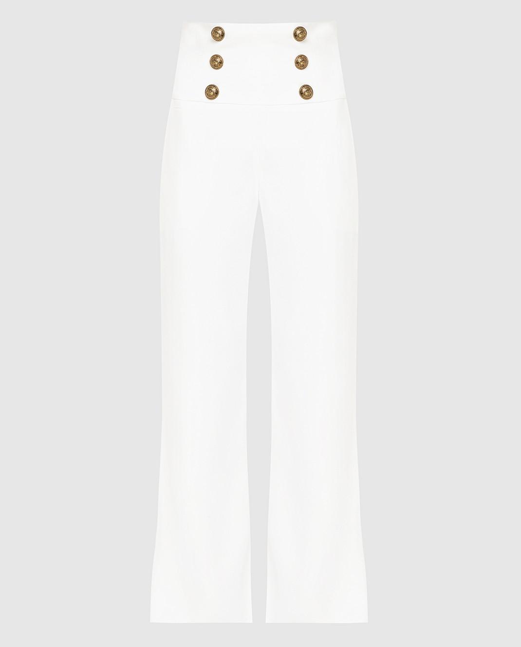 Balmain Белые палаццо изображение 1