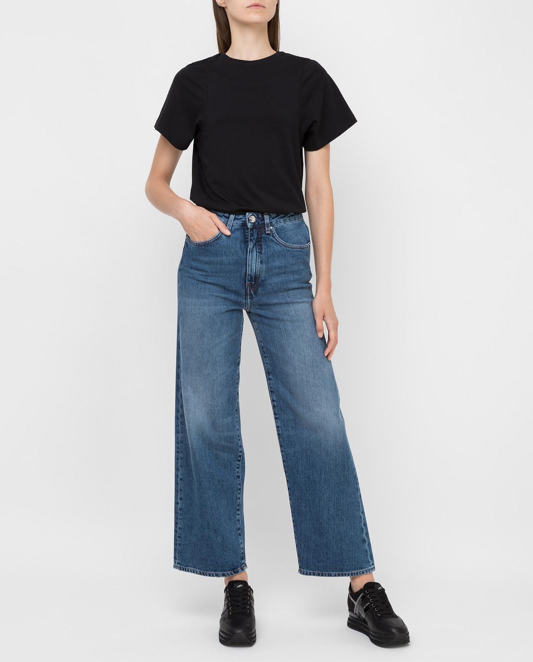 Toteme Синие джинсы изображение 2