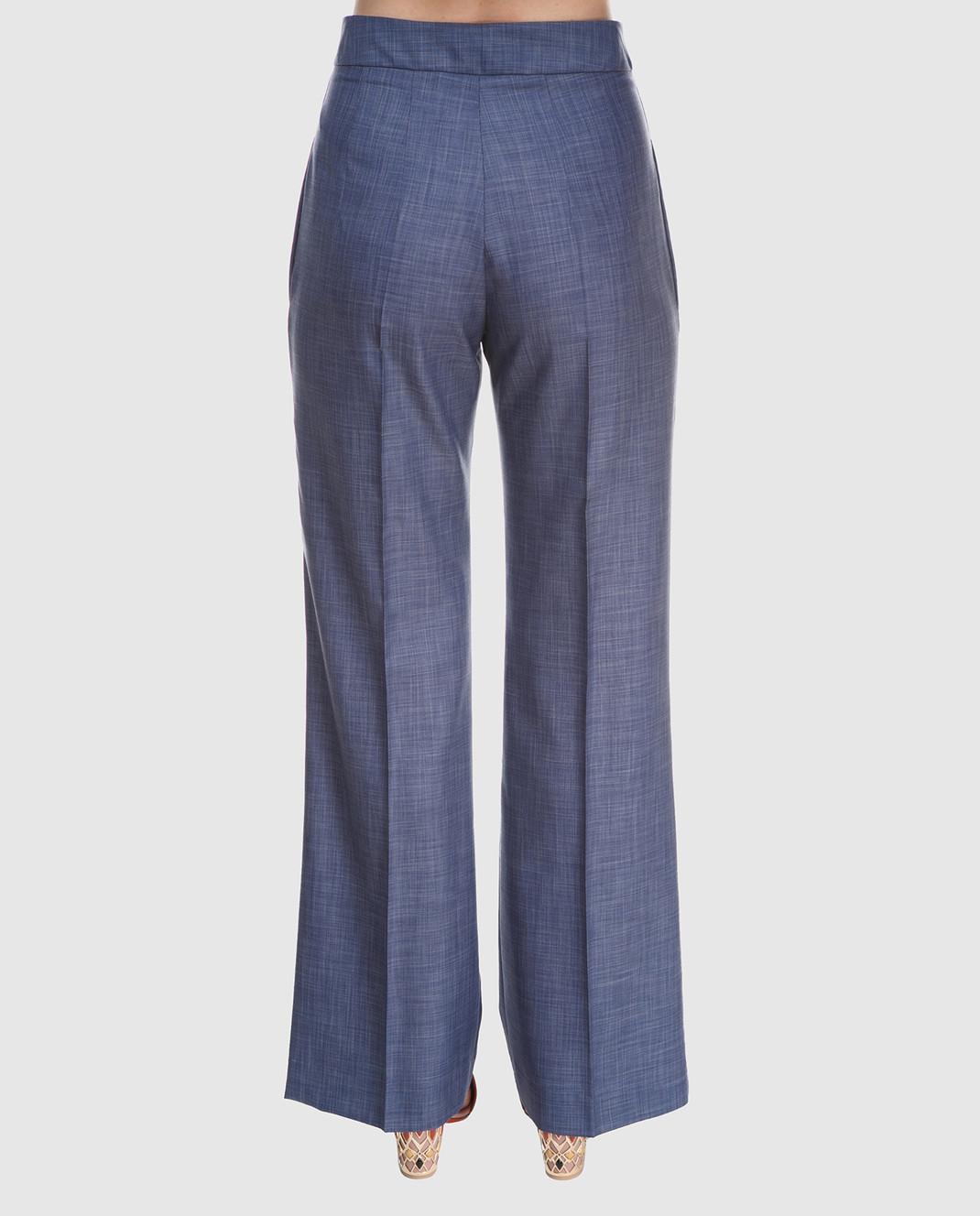 COLOMBO Синие брюки изображение 4