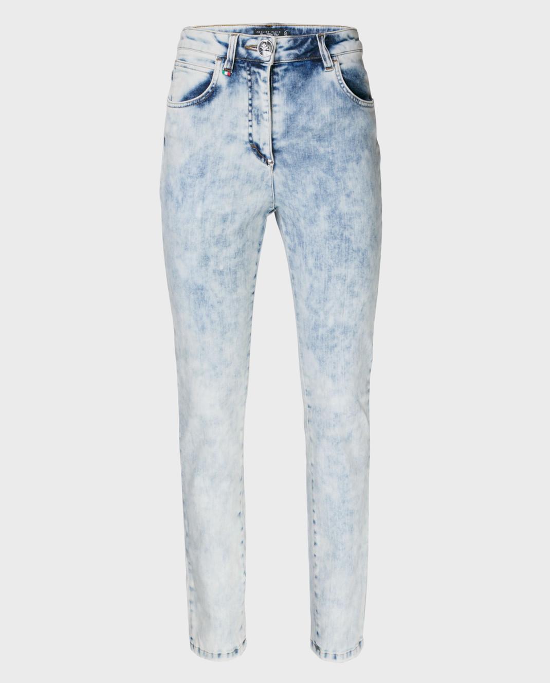 Philipp Plein Голубые джинсы WDT0368