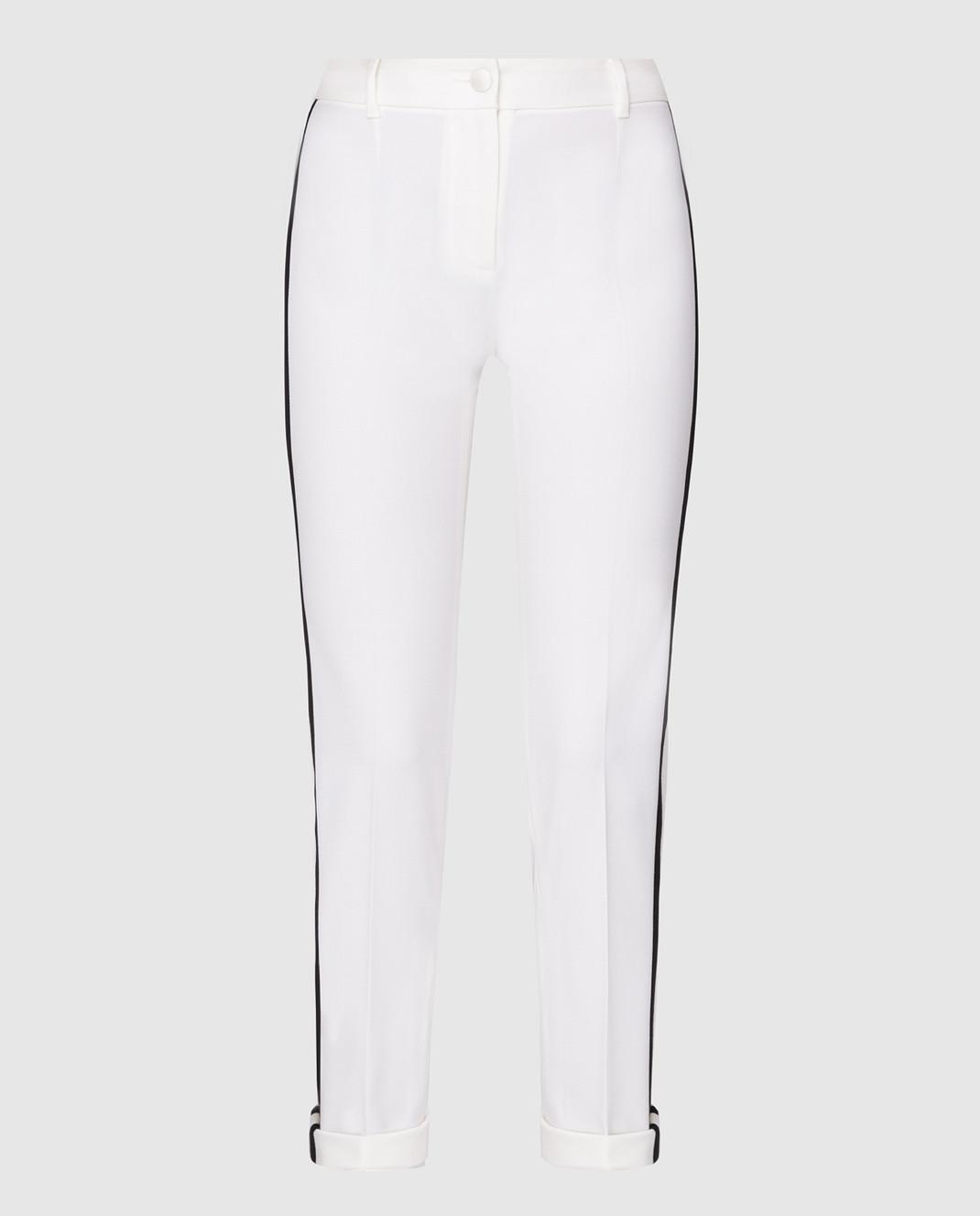 Dolce&Gabbana Белые брюки FTBDETFUCCS