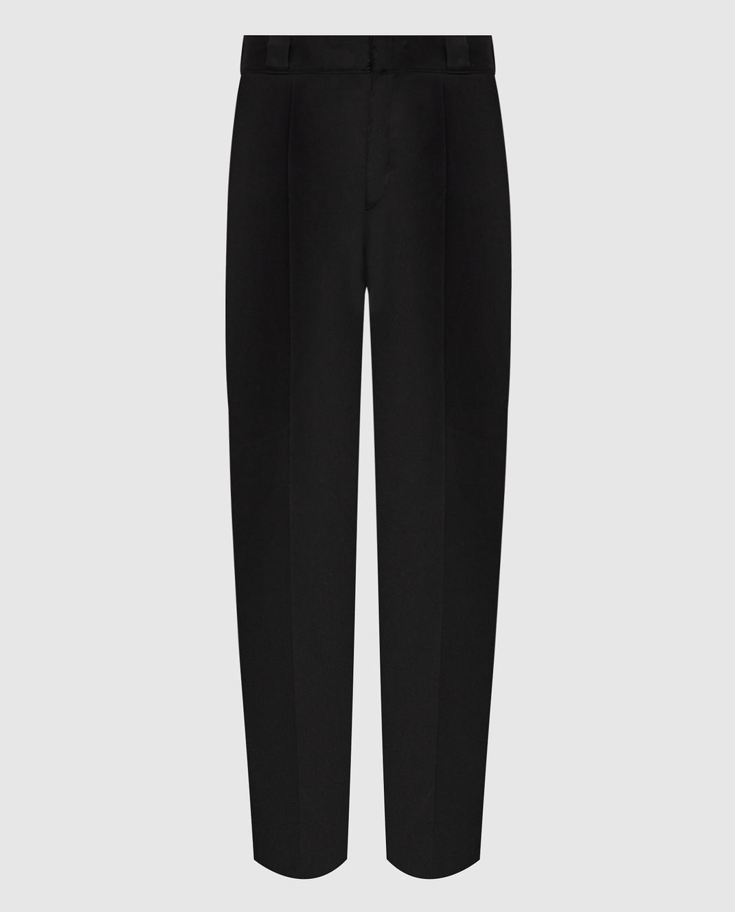 Prada Sport Черные брюки SPG30I18