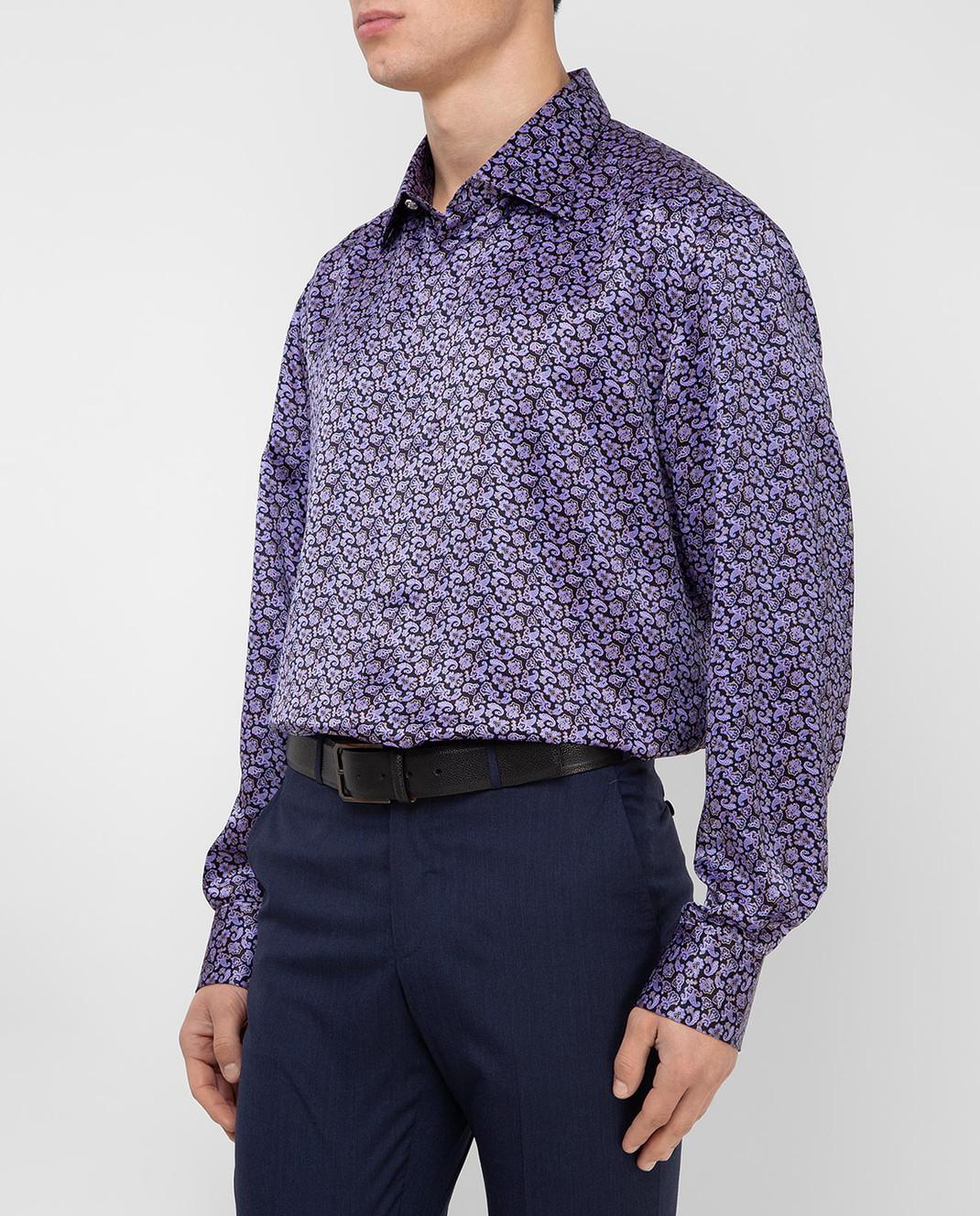 Stefano Ricci Рубашка из шелка SP002053 изображение 3