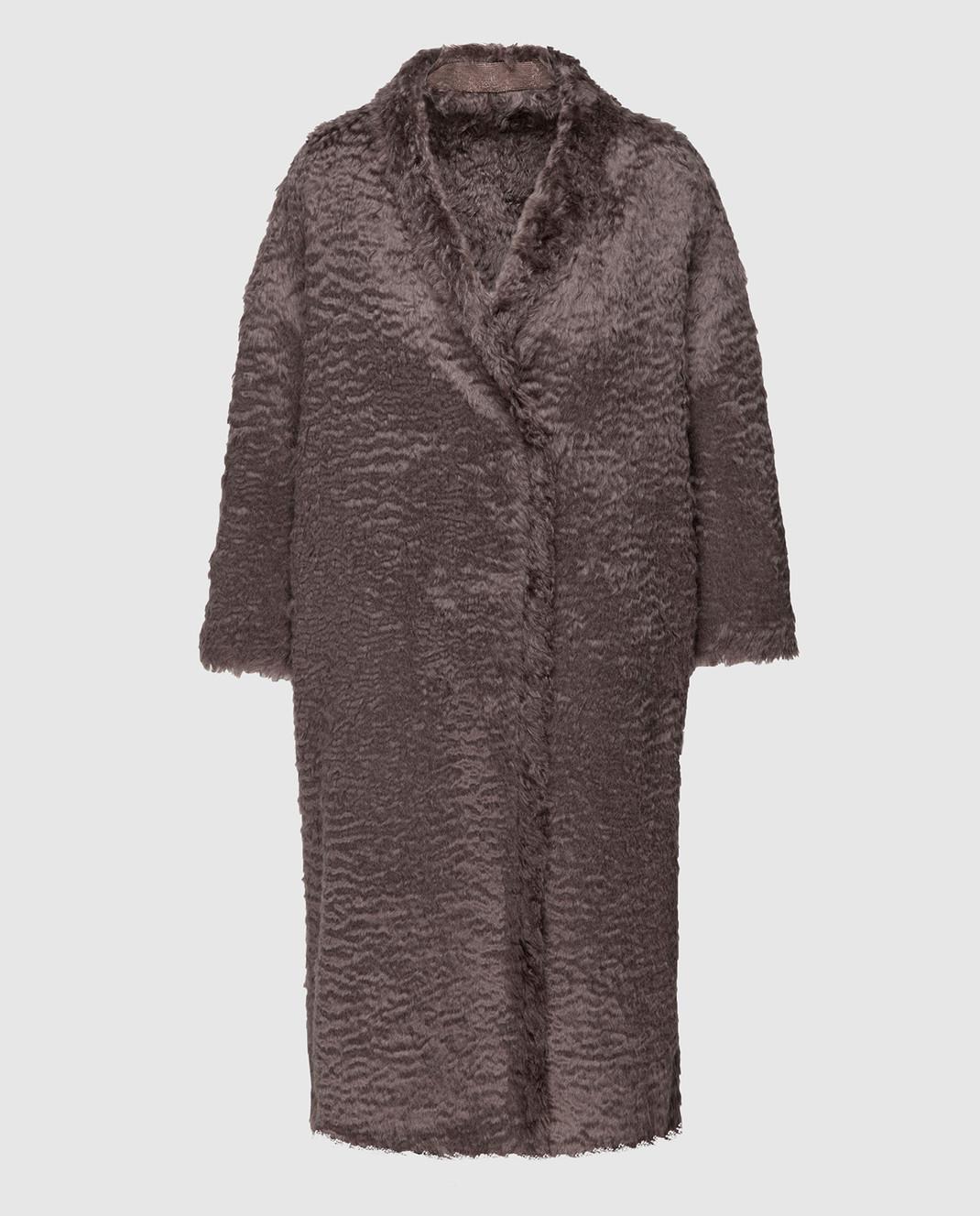 Brunello Cucinelli Двустороннее пальто MB5119241 изображение 2
